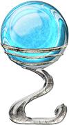 Bola de cristal logo